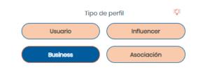 Tipos de perfiles en Launchyoo